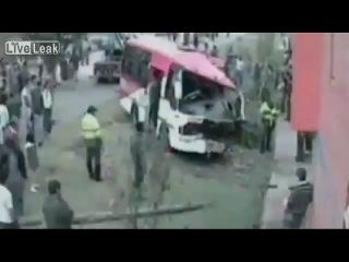 Колумбийский автобус